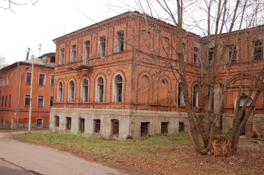 Детская поликлиника в промышленном районе смоленска